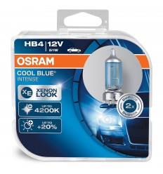 Osram Cool Blue Intense HB4 9006CBI 12V 51W