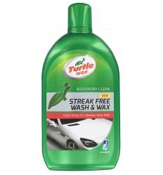 Turtle Wax atuošampón Wash & Wax 1000ml
