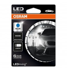 Osram LEDriving W5W 12V 6800K