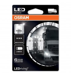 Osram LEDriving Premium 2824CW W5W 24V 6000K