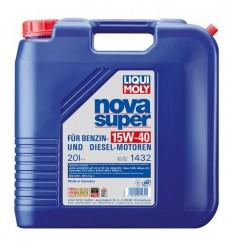 LIQUI MOLY NOVA SUPER 15W-40 - 20l