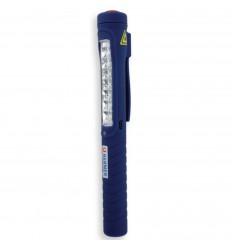 svietidlo BERNER LED vreckové Pen Light 7 + 1 Micro USB