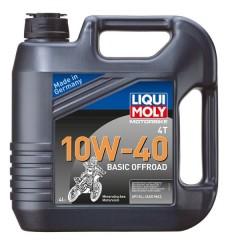 LIQUI MOLY 4T 10W-40 BASIC OFFROAD - 4l