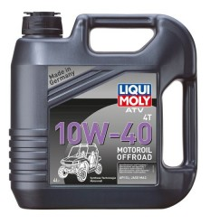 LIQUI MOLY 4T ATV 10W-40 - 4l
