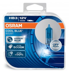 Osram cool blue boost HB3 9005CBB-HCB 12V 100W Box