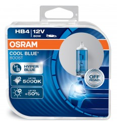 Osram cool blue boost HB4 9006CBB-HCB 12V 80W Box