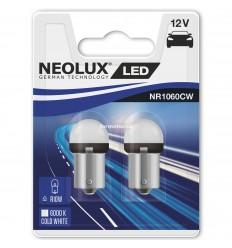 Neolux LED R10W NR1060 12V 1,2W BA15S duoblister 6000K