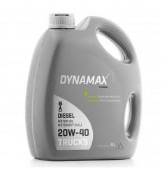 Dynamax M7AD SIII 20W-40 4L