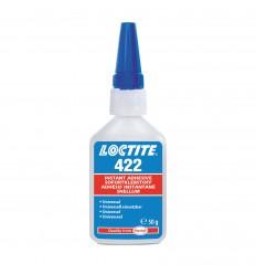 Loctite 422 50g - sekundové lepidlo univerzálne, vysokoviskózne