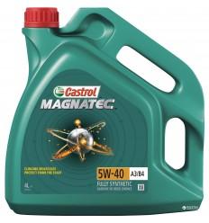 Castrol Magnatec 5W-40 A3 B4 4L