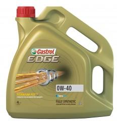Castrol Edge Titanium 0W-40 4L