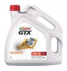 Castrol GTX biely 15W-40 4L
