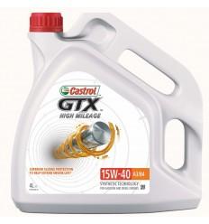 Castrol GTX High Mileage 15W-40 A3/B4 4L