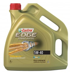 Castrol Edge Turbo Diesel 5W-40 5L