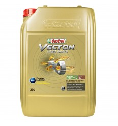 CASTROL Vecton Long Drain 10W-40 E7 20