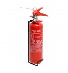 hasiaci prístroj 1kg s manometrom práškový
