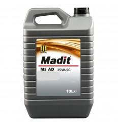 MADIT M8AD 15W-50 10L