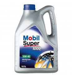 MOBIL SUPER 1000 X1 15W-40 5 L