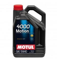 MOTUL 4000 MOTION 15W-40 1L 102815