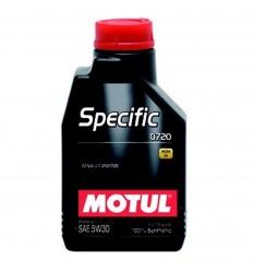 MOTUL SPECIFIC 0720 5W-30 1L 102208