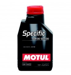 MOTUL SPECIFIC 504 00 507 00 1L 101474