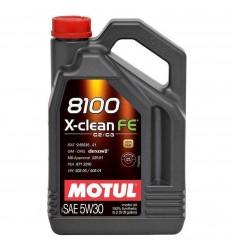 MOTUL 8100 X-CLEAN FE 5W-30 1L 104775