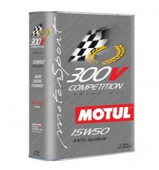 MOTUL 300V COMP.15W-50 2L 104244