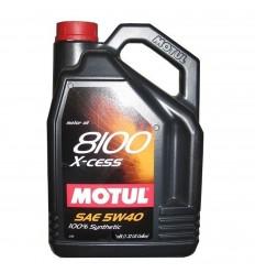 MOTUL 8100 X-CLEAN 5W-40 C3 4 L 104720