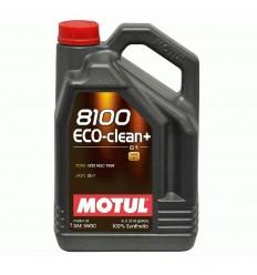 MOTUL 8100 ECO-CLEAN+ 5W-30 5L 101584