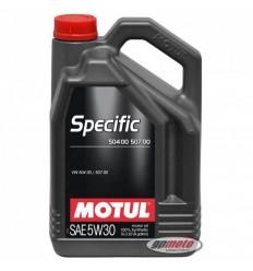 MOTUL SPECIFIC 504 00 507 00 5L 101476