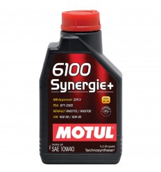 MOTUL 6100 SYNERGIE+ 10W-40 5 L 101493