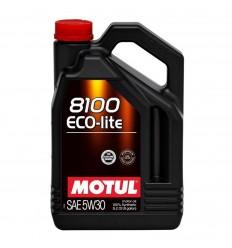 MOTUL 8100 ECO-LITE 0W-20 5 L 104983