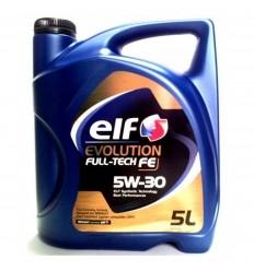 ELF EVOLUTION FULL-TECH LLX 5W-30 5 L