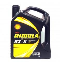 SHELL RIMULA R3 X 15W-40 4L