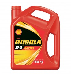 SHELL RIMULA R2 EXTRA 15W-40 4 L