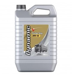 MOL DYNAMIC TURBO STAR 20W-50 10L