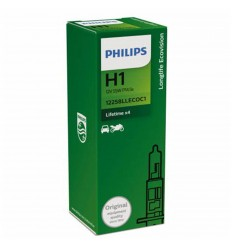 Philips Long Life EcoVision H1 12V 55W 12258LLECOC1 - 1ks