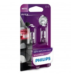 Philips W5W Vision Plus 12040VPB2 - 2ks blister
