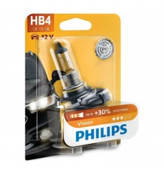Philips Original Vision +30% HB4 12V 9006PRB1 51W - 1ks