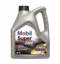 Mobil SUPER 2000 X1 DIESEL 10W-40 4L