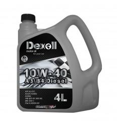 Dexoll 10W-40 A3/B4 Diesel 4L