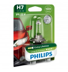 žiarovka 12V H7 55W LongLife Ecovision Philips blister