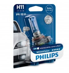Philips WhiteVision H11 +60% 12362WHVB1 12V 55W - 1ks