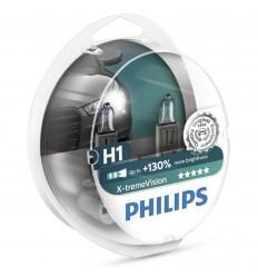 žiarovka 12V H1 Xtreme Vision Box Philips