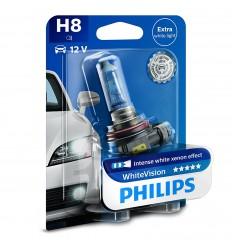 Philips H8 12V 35W PGJ19-1 H8 White Vision