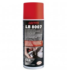 LOCTITE LB 8007 400ml - mazivo proti zadretiu, s obsahom medi