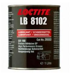 Loctite LB 8102 1l - mazací tuk, vysoká tepelná odolnosť