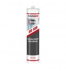 Teroson Terostat MS 939 310 ml - univerzálny, lepenie pružných častí, čierny