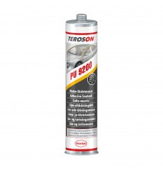 Teroson PU 9200 - 310 ml černý karosářský tmel