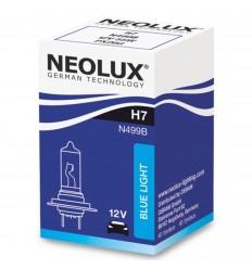 Neolux Blue Light H7 12V 55W N499B - 1ks